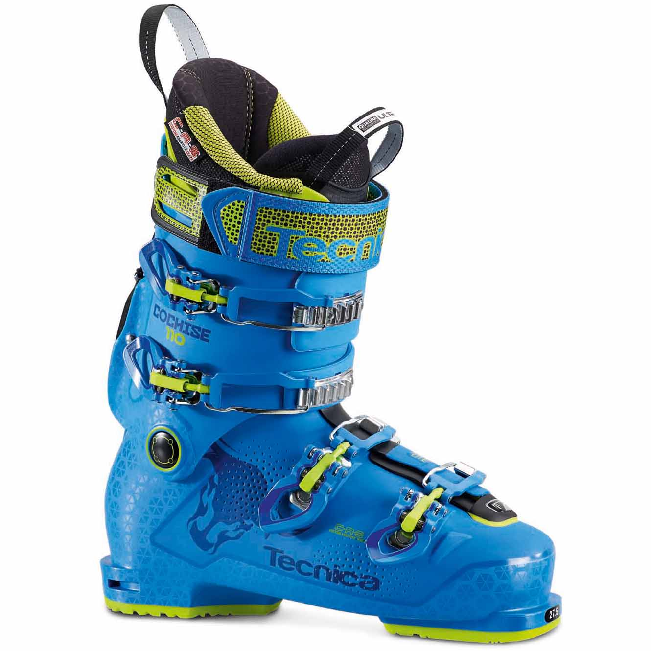 60a477744a 2017-18 Tecnica Cochise 110 Mens Ski Boot - Anything Technical