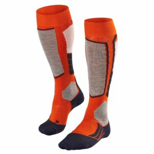 Falke SK2 Mens Ski Sock red desert