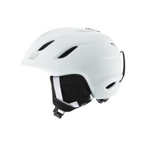 Giro Nine White Ski Helmet