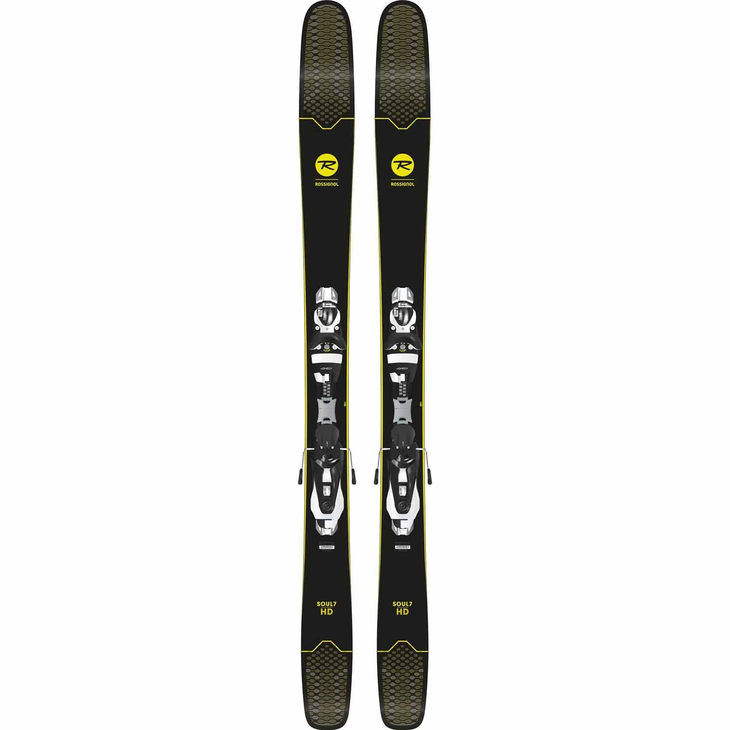 2017-18 Rossignol Soul 7 HD Ski With SPX Dual WTR Binding