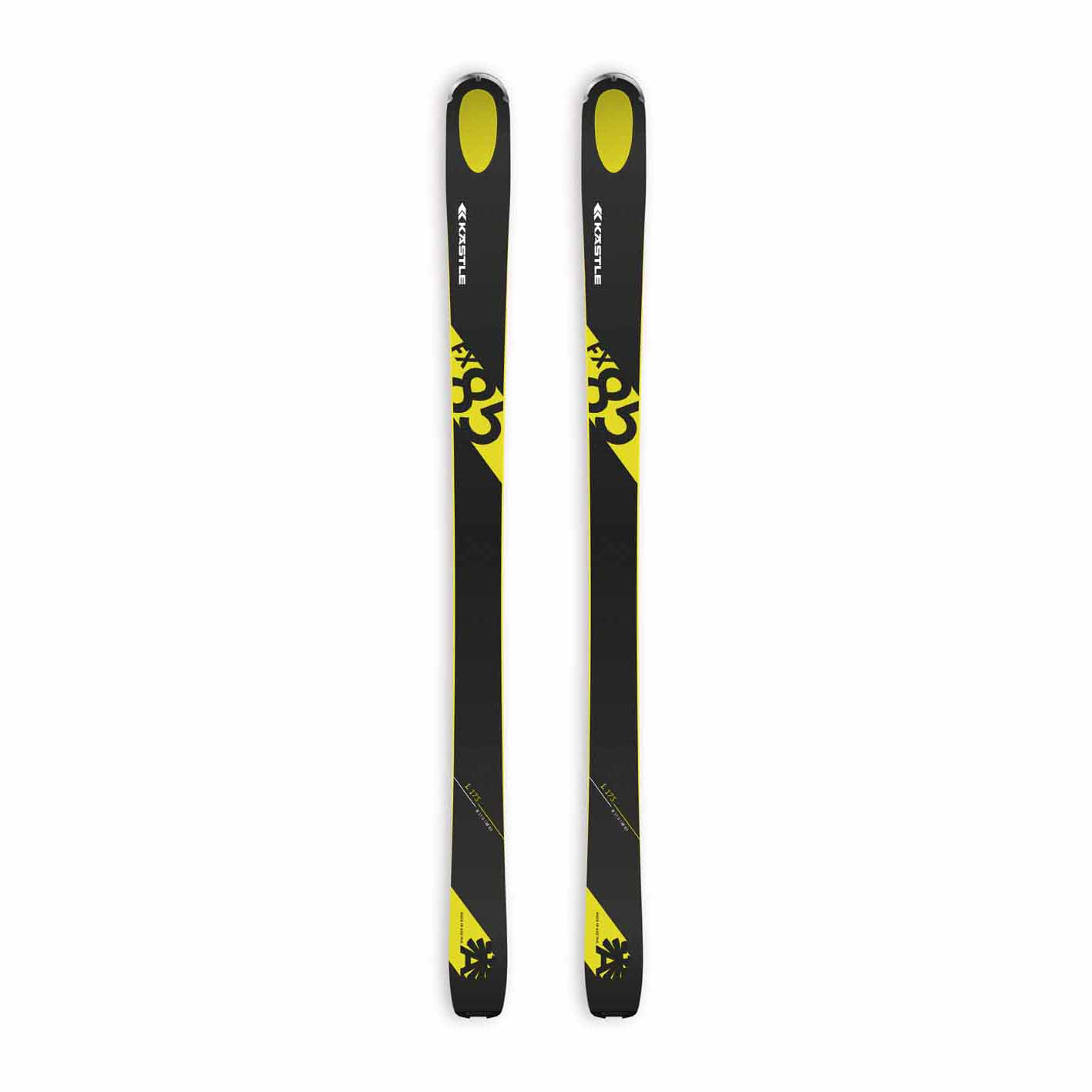 2017-18 Kastle FX85 Ski With K13 Attack2 GW Binding