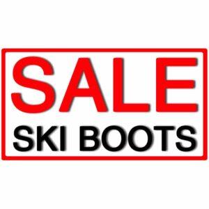 Sale Ski Boots