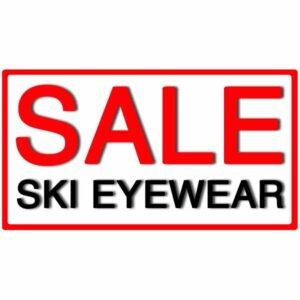 Sale Ski Eyewear