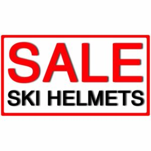 Sale Ski Helmets