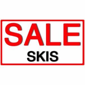 Sale Skis