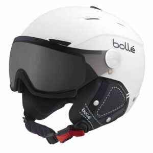 2018-19 Bolle Backline Visor Premium Photochromic Ski soft white/black