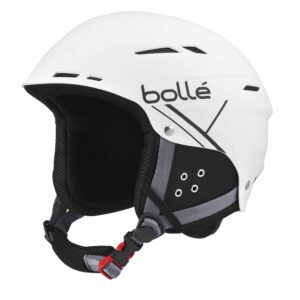 2018-19 Bolle B-Fun Ski And Snowboard Helmet soft white black
