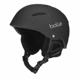 2018-19 Bolle B-Style Ski And Snowboard Helmet matte black