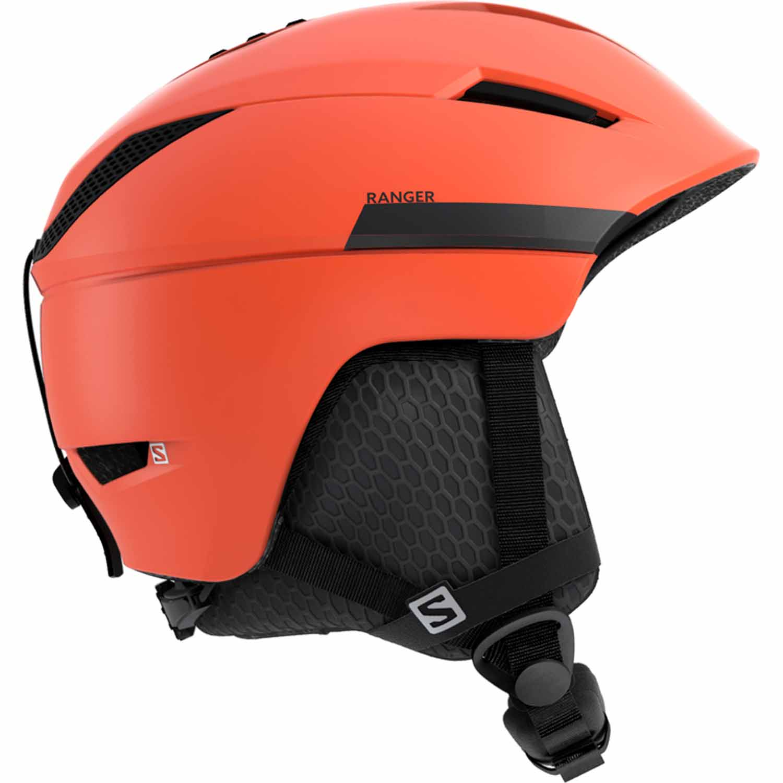 details for arrives temperament shoes 2018-19 Salomon Ranger 2 Ski and Snowboard Helmet