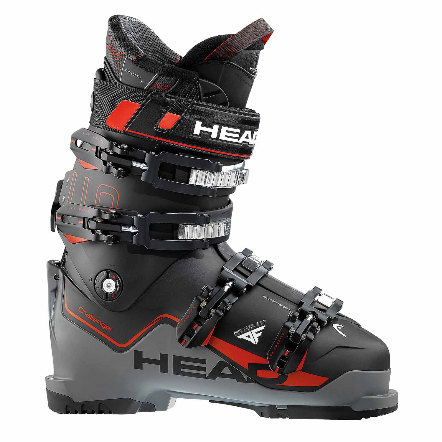 Head Challenger 110 Mens Ski Boot Anything Technical