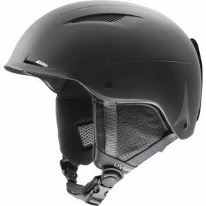 2018-19 Atomic Savor LF Ski and Snowboard Helmet black