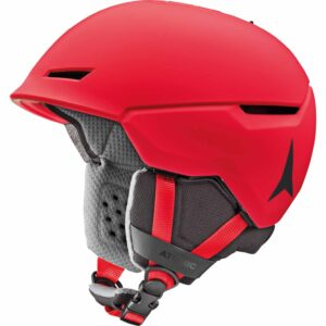 2018-19 Atomic Revent Plus Ski and Snowboard Helmet red
