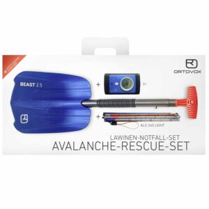 2018-19 Ortovox 3 + Avalanche Rescue Kit