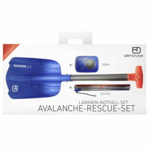 2018-19 Ortovox Zoom + Avalanche Rescue Kit