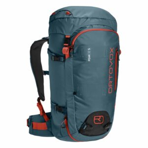 2018-19 Ortovox Peak 32 S High Alpine Series Ski Backpack mid aqua