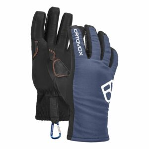 2018-19 Ortovox Tour Ski Glove night blue