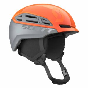2018-19 Scott Couloir 2 Ski Helmet orange grey