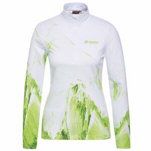 2018-19 Maier Tenya Womens Fleece lime green