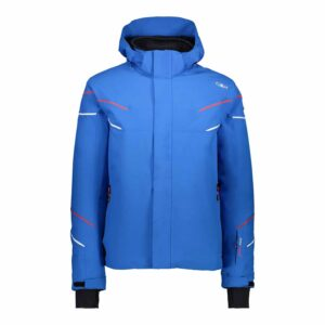 2018-19 CMP Zip Hood Mens Ski Jacket 38W0497 royal blue