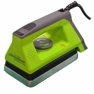Wintersteiger Wax Iron Digital with LED Display - 230V 1000 Watt side