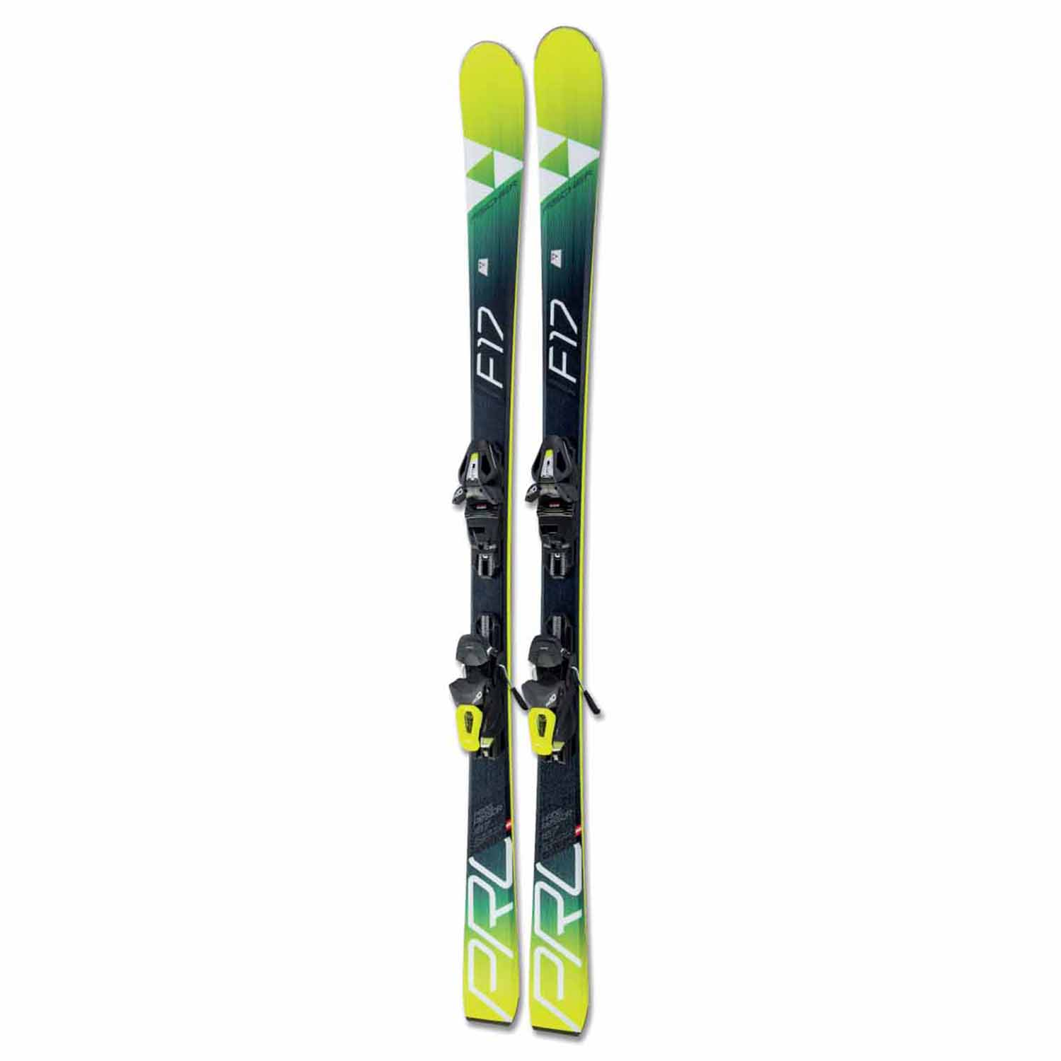 2018 19 Fischer Progressor F17 Ski With Rs10 Gw Binding