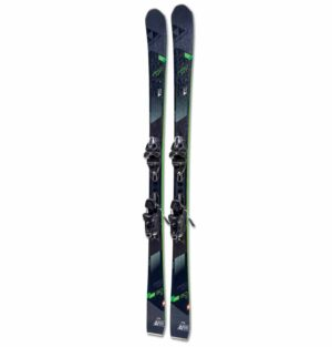 2018-19 Fischer Pro MT 80 Ti Ski With MBS 11 Binding