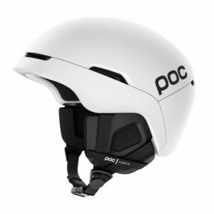 2018-19 Poc Obex Spin Ski Helmet hydrogen white