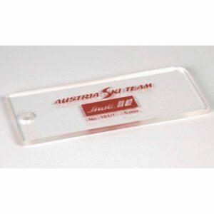 Snoli 5mm plastic Wax Scraper