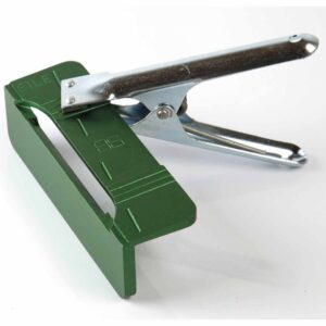 Snoli Tyrol Ski Side Edge File Guide With Clamp 86° green