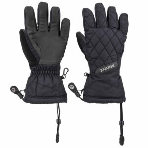 2018-19 Marmot Moraine Womens Ski Glove white