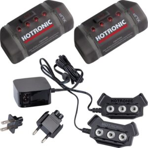 Hotronic Footwarmer XLP ONE Battery Set