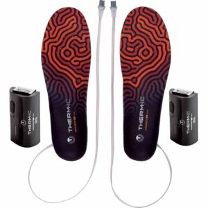 thermic c-pack battery set plus heat3d insole