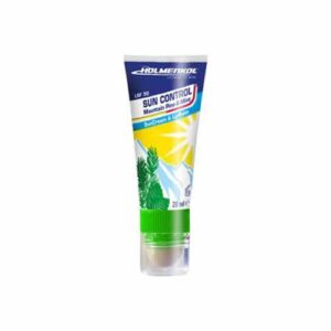 22180 holmenkol sun control sun cream and lip balm