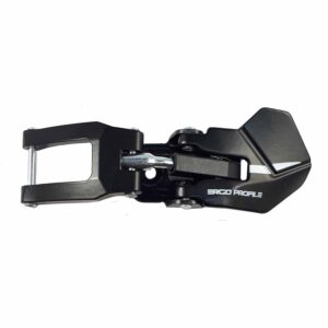 lange ski boot left toe buckle
