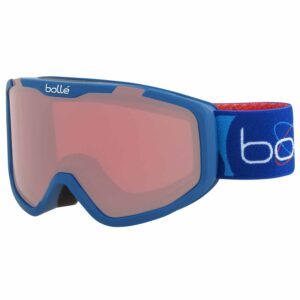 2019-20 bolle rocket junior ski goggle vermillon lens