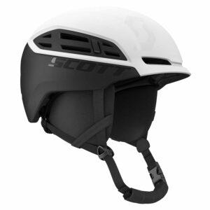 2019-20 scott couloir ski and mountain helmet white black