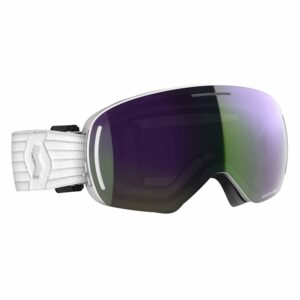 2019-20 scott lcg evo ski goggle white