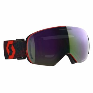 2019-20 soctt lcg evo ski goggle red blue nights
