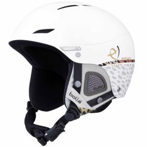 2019-20 bolle juliet womens ski helmet anna veith signature series