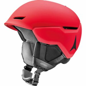 2019-20 atomic revent plus ski and snowboard helmet red