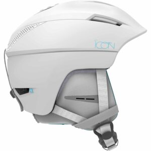 2019-20 salomon icon 2 m womens ski helmet white