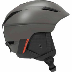 2019-20 salomon pioneer m ski helmet beluga red