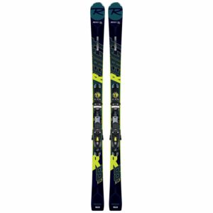 2019-20 rossignol react r8 hp ski with nx 12 konect binding