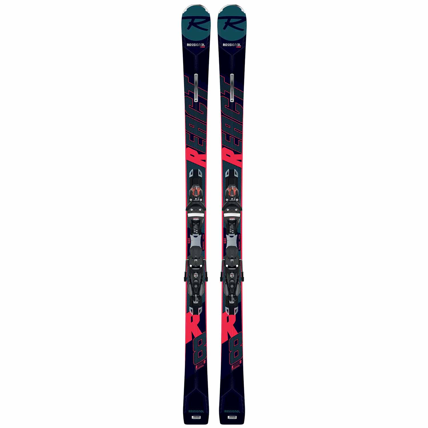2019 20 Rossignol React R8 Ti Ski With SPX 12 Konect Binding
