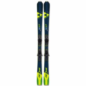 fischer rc one 78 gt ski with rsw 10 gw binding