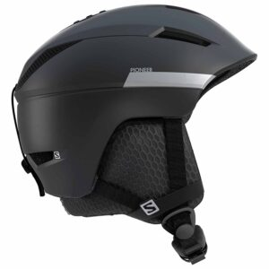 2019-20 salomon pioneer x ski helmet black