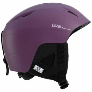 2019-20 salomon pearl 2 womens ski helmet fig