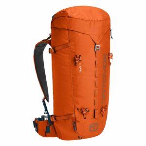 2019-20 ortovox trad 35 backpack crazy orange