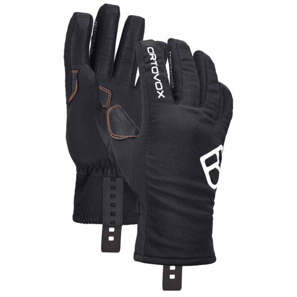 2019-20 ortovox tour ski glove black raven