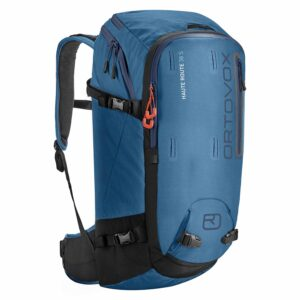 2019-20 ortovox haute route 38 s backpack blue sea